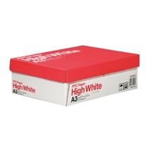 A3コピー用紙 1,500枚(500枚×3冊入) High White